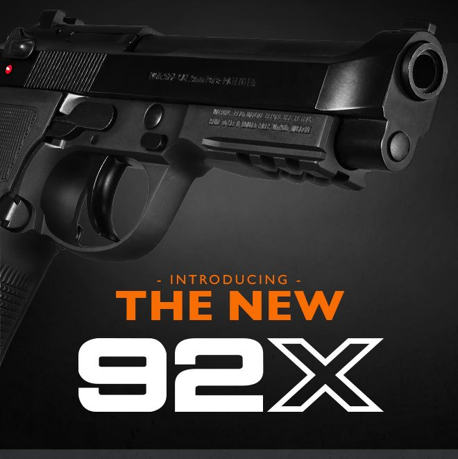Introducing The New 92X