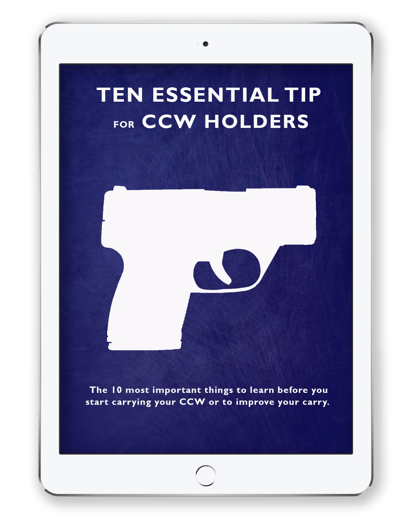 tips-for-concealed-carry-holders-ipad